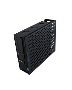 Dell Optiplex 9020 SFF Secure Wall Mount-Front-Angle