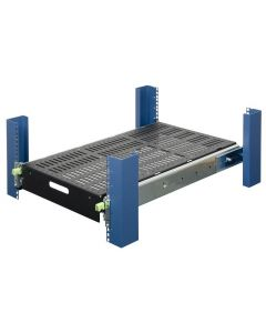 Front View-Extra Heavy Duty Sliding Shelf