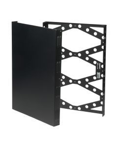 Wall Mount Rack with Cover