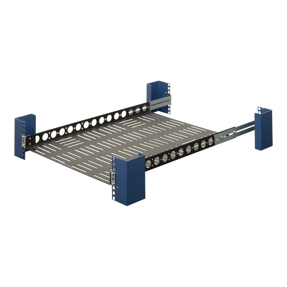 "Light Duty Server Rack Shelf 24"" 108-4013"