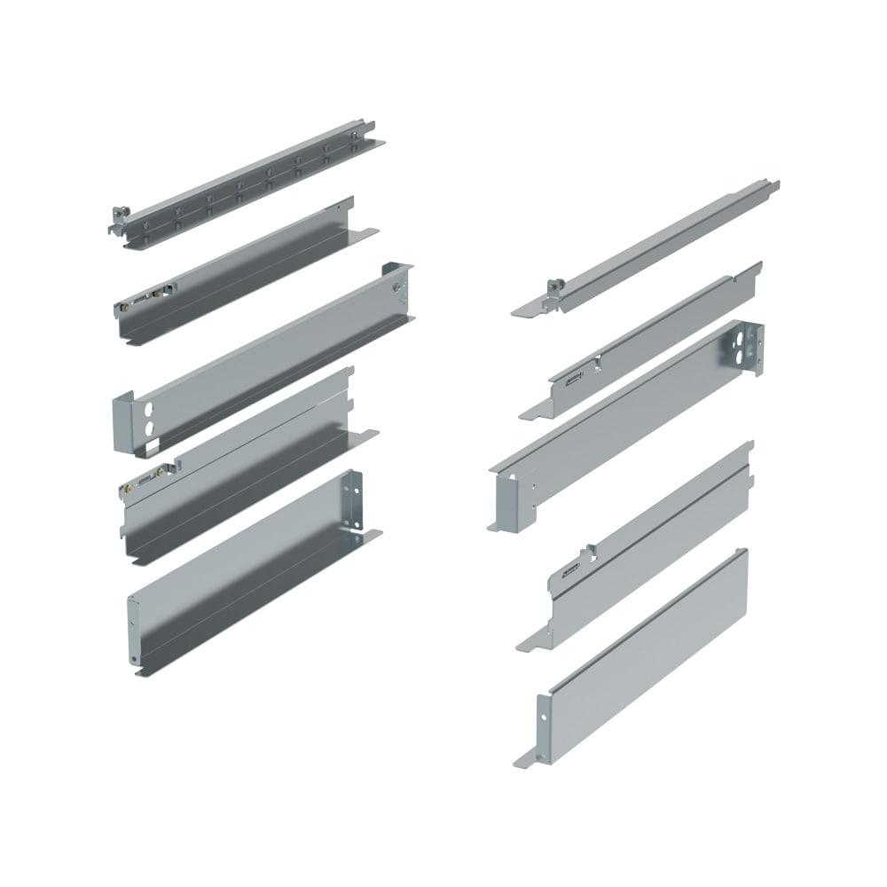 Tool-Less OCP Rail Kits