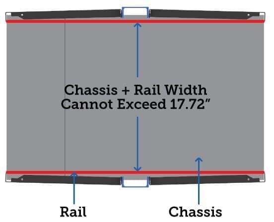 2 Post Converter max width