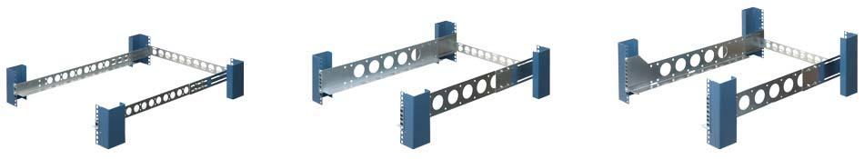 Deep Rackmount Rail Features